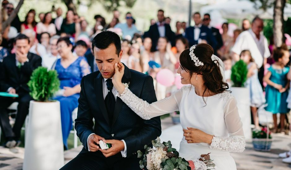 La boda de Alfredo y Cristina en Valdepeñas, Ciudad Real
