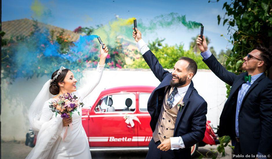La boda de Sergio y Ana en Chiclana De La Frontera, Cádiz