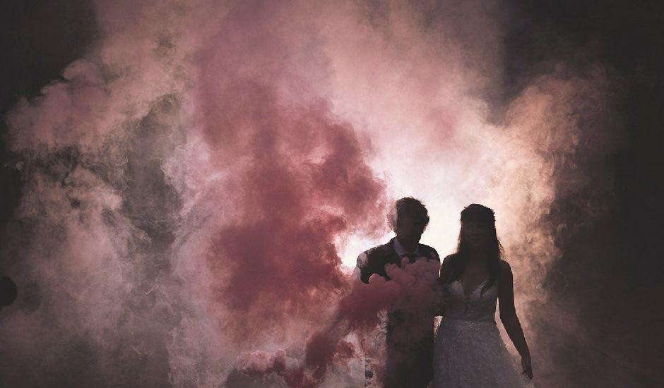 La boda de África y Alejandro  en Cuenca, Cuenca