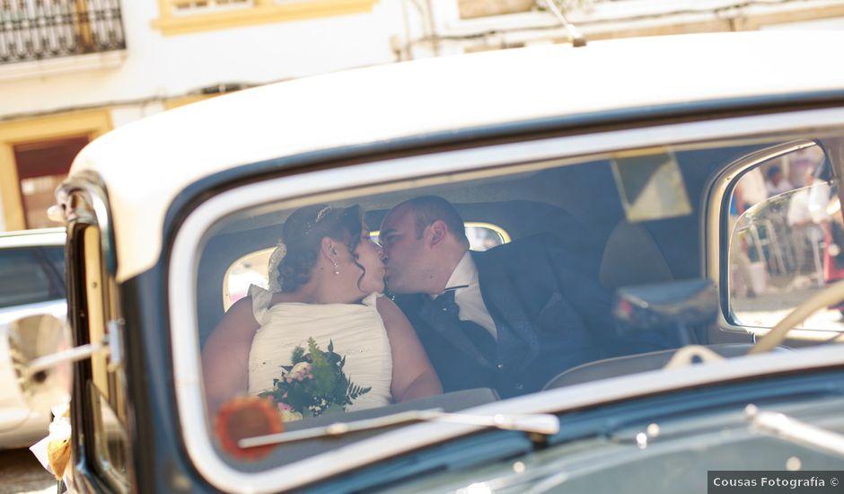 La boda de Fernando y Alicia en Raris, A Coruña