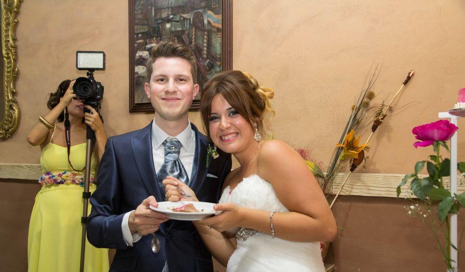 La boda de Jairo y Miriam en Jerez De La Frontera, Cádiz