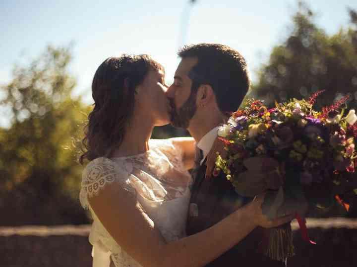 La boda de Asun y Alex