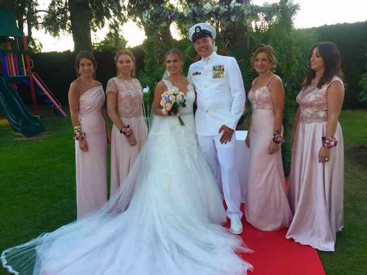 La boda de Daria y Dmitry