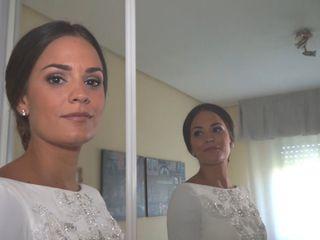 La boda de Alba y Samu 1