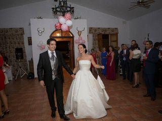 La boda de Estefania y Curro 2