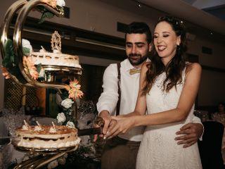 La boda de Estefanía y Andrés