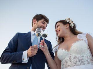 La boda de Adriana y Inaxi