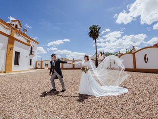 La boda de Trini y Manolo