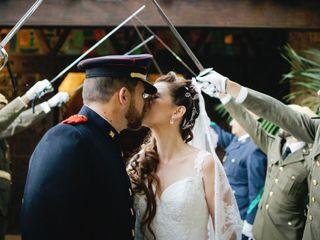 La boda de Susana y Javi