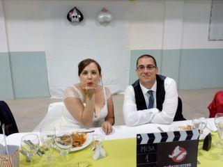 La boda de Javier y Zara