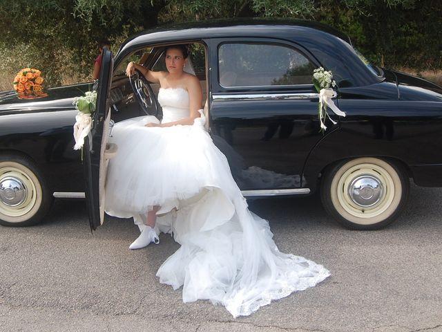 La boda de Fany y Marc en Tarragona, Tarragona 1