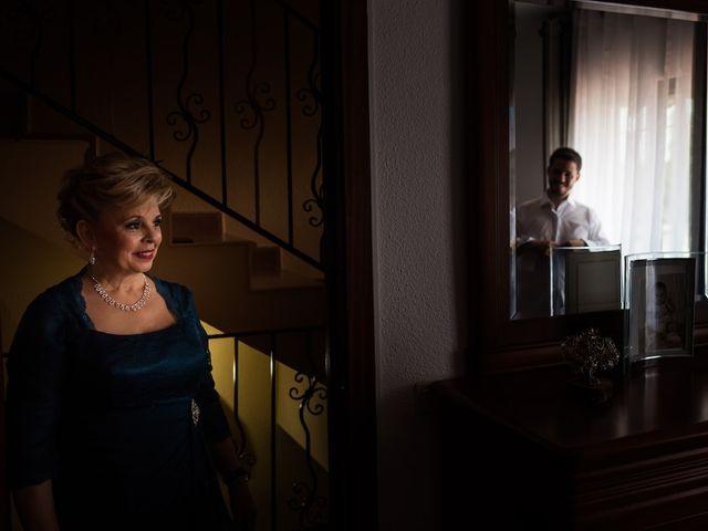 La boda de Eloy y Isabel en Puertollano, Ciudad Real 1