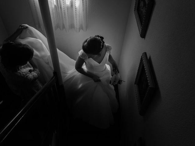 La boda de Eloy y Isabel en Puertollano, Ciudad Real 6