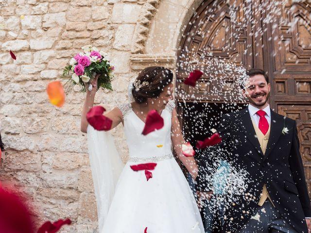 La boda de Eloy y Isabel en Puertollano, Ciudad Real 12