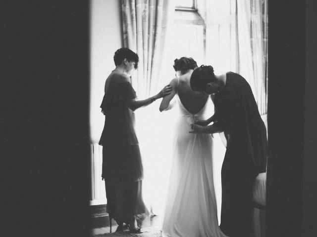 La boda de Alex y Asun en Nigran, Pontevedra 39