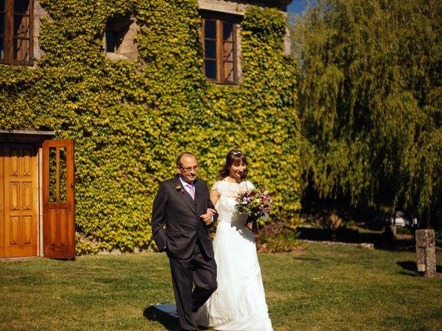 La boda de Alex y Asun en Nigran, Pontevedra 69