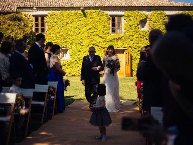 La boda de Alex y Asun en Nigran, Pontevedra 71