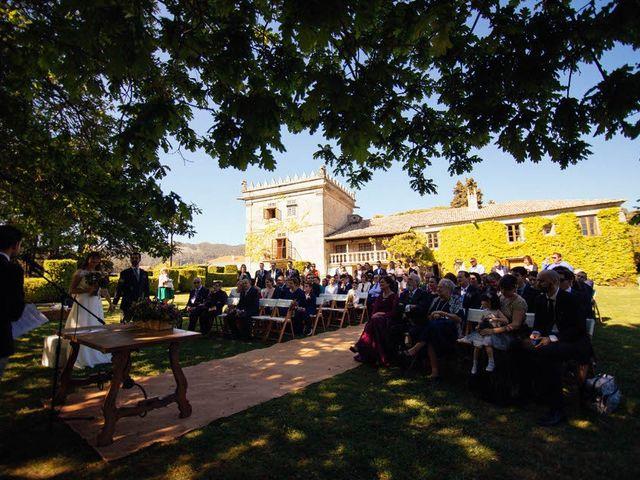 La boda de Alex y Asun en Nigran, Pontevedra 75