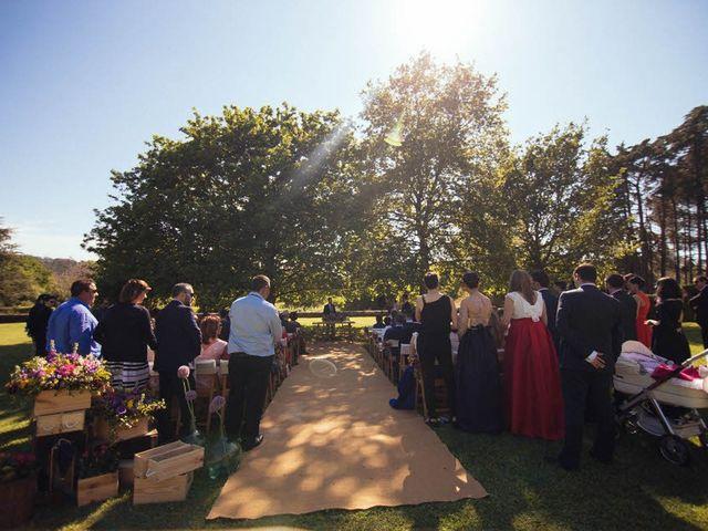 La boda de Alex y Asun en Nigran, Pontevedra 76