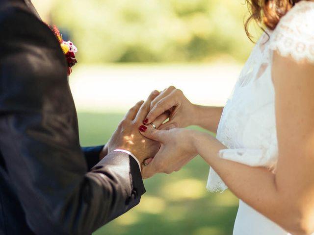 La boda de Alex y Asun en Nigran, Pontevedra 86