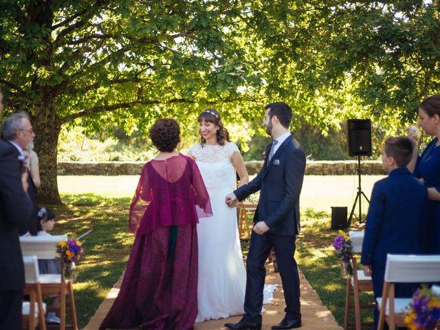 La boda de Alex y Asun en Nigran, Pontevedra 91