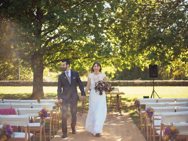 La boda de Alex y Asun en Nigran, Pontevedra 93