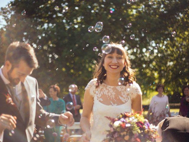 La boda de Alex y Asun en Nigran, Pontevedra 95