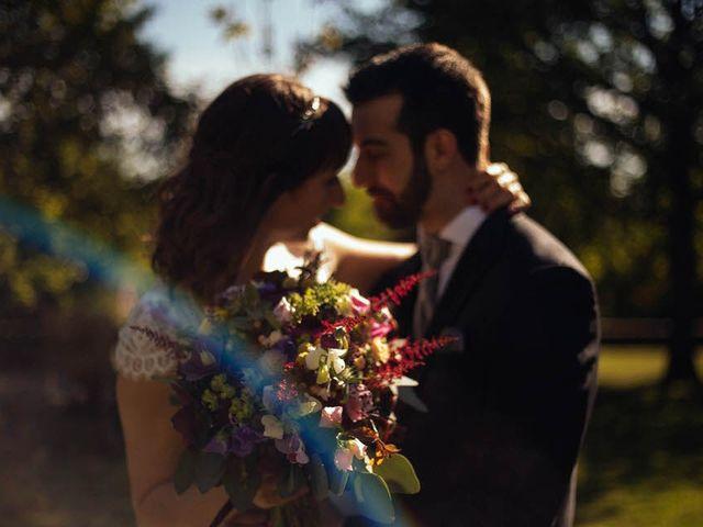 La boda de Alex y Asun en Nigran, Pontevedra 100
