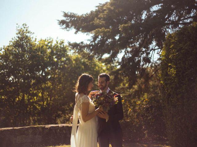 La boda de Alex y Asun en Nigran, Pontevedra 107