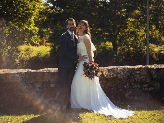 La boda de Alex y Asun en Nigran, Pontevedra 112