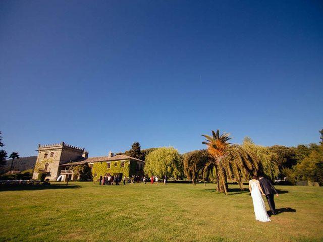 La boda de Alex y Asun en Nigran, Pontevedra 115