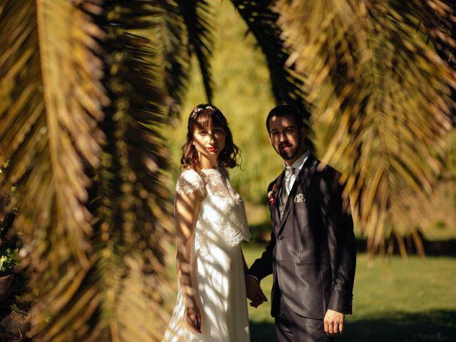 La boda de Alex y Asun en Nigran, Pontevedra 116