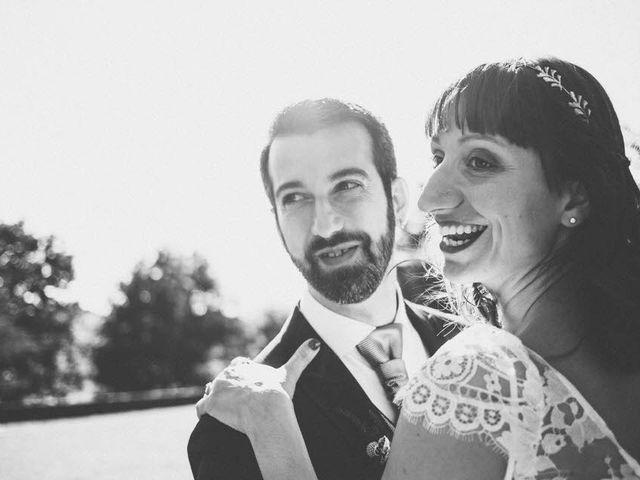 La boda de Alex y Asun en Nigran, Pontevedra 122