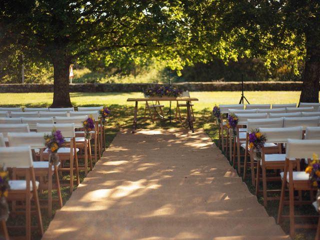 La boda de Alex y Asun en Nigran, Pontevedra 124