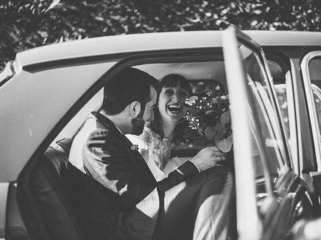 La boda de Alex y Asun en Nigran, Pontevedra 135