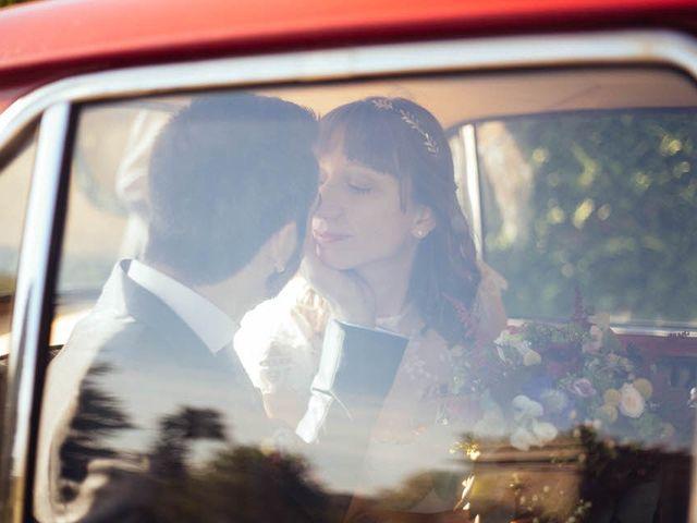 La boda de Alex y Asun en Nigran, Pontevedra 136