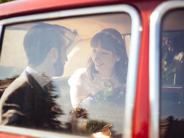 La boda de Alex y Asun en Nigran, Pontevedra 137