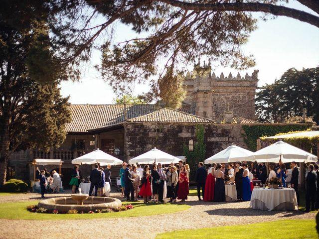 La boda de Alex y Asun en Nigran, Pontevedra 138