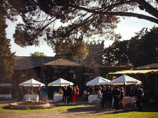 La boda de Alex y Asun en Nigran, Pontevedra 142