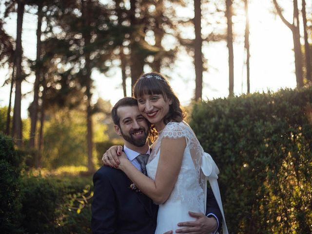 La boda de Alex y Asun en Nigran, Pontevedra 144