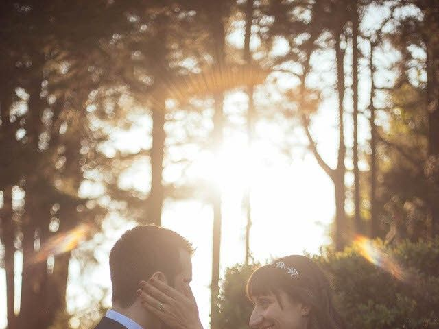 La boda de Alex y Asun en Nigran, Pontevedra 147