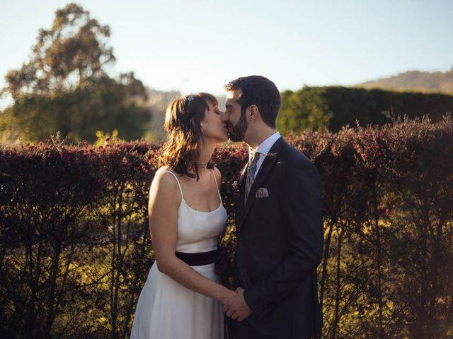 La boda de Alex y Asun en Nigran, Pontevedra 156