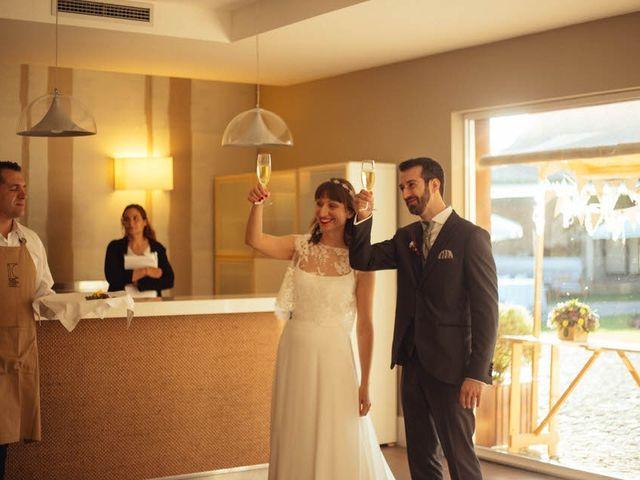 La boda de Alex y Asun en Nigran, Pontevedra 161