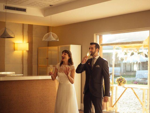 La boda de Alex y Asun en Nigran, Pontevedra 162