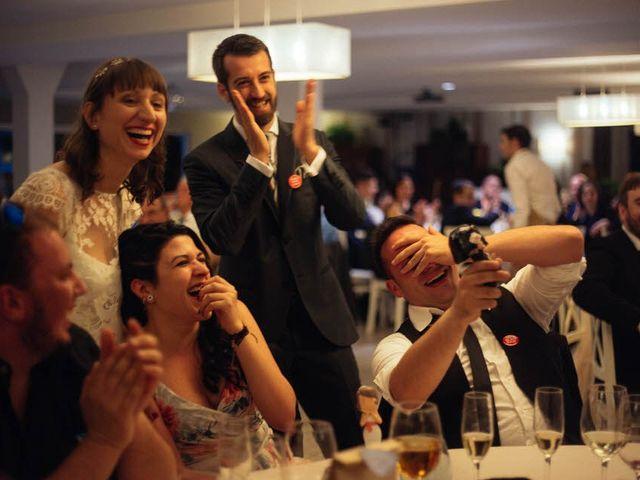La boda de Alex y Asun en Nigran, Pontevedra 163