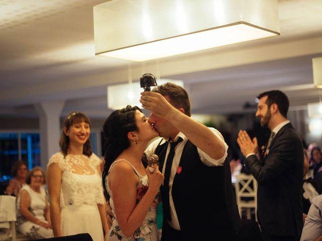 La boda de Alex y Asun en Nigran, Pontevedra 164