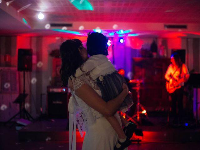 La boda de Alex y Asun en Nigran, Pontevedra 174