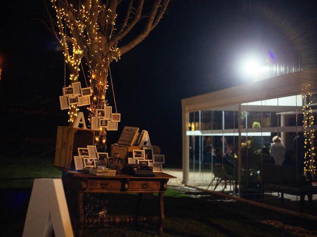 La boda de Alex y Asun en Nigran, Pontevedra 180