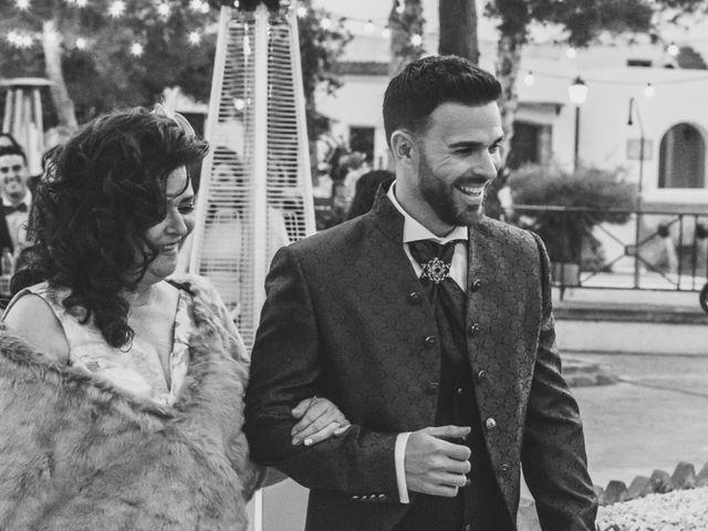 La boda de Angel y Laia en Benidorm, Alicante 28
