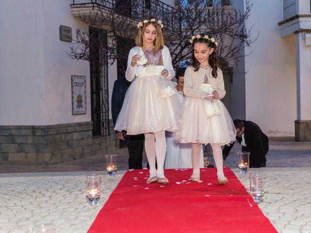 La boda de Angel y Laia en Benidorm, Alicante 29